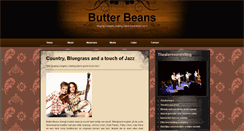 Preview of butterbeans.nl